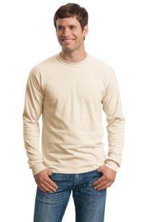 SanMar Gildan G2400, Gildan® - Ultra Cotton® 100% Cotton Long Sleeve T-Shirt.