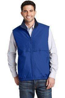 SanMar Port Authority J7490, Port Authority® Reversible Charger Vest.