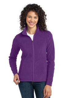 SanMar Port Authority L223, Port Authority® Ladies Microfleece Jacket.