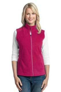 SanMar Port Authority L226, Port Authority® Ladies Microfleece Vest.