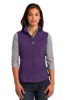 SanMar Port Authority L228, Port Authority® Ladies R-Tek® Pro Fleece Full-Zip Vest.