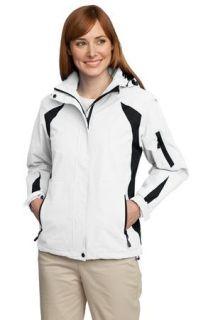 SanMar Port Authority L304, Port Authority® Ladies All-Season II Jacket.