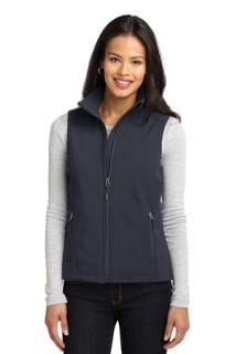 SanMar Port Authority L325, Port Authority® Ladies Core Soft Shell Vest.