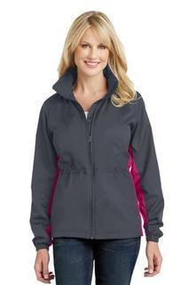 SanMar Port Authority L330, Port Authority® Ladies Core Colorblock Wind Jacket.
