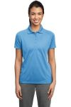 SanMar Port Authority L474 Sport Tek Ladies Dri Mesh Pro Polo