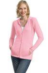 SanMar Port Authority L519, Port Authority Ladies Modern Stretch Cotton Full-Zip Jacket.