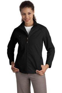 SanMar Port Authority L705, Port Authority® Ladies Textured Soft Shell Jacket.