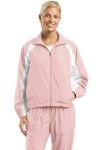 SanMar Sport-Tek L712 Sport-Tek® Ladies 5-in-1 Performance Full-Zip Warm-Up Jacket.