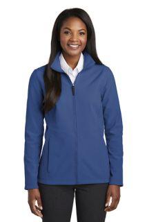 SanMar Port Authority L901, Port Authority ® Ladies Collective Soft Shell Jacket.
