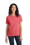SanMar Port & Company LPC150, Port & Company® - Ladies Ring Spun Cotton Tee.