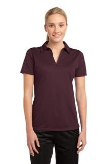 SanMar Sport-Tek LST690, Sport-Tek® Ladies PosiCharge® Active Textured Polo.
