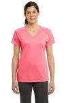 SanMar Sport-Tek LST700, Sport-Tek Ladies Ultimate Performance V-Neck.