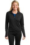 SanMar Sport-Tek LST885, Sport-Tek® Ladies NRG Fitness Jacket.
