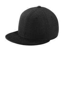SanMar New Era NE304, New Era ® Youth Original Fit Diamond Era Flat Bill Snapback Cap.