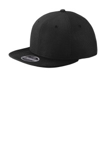SanMar New Era NE404, New Era ® Original Fit Diamond Era Flat Bill Snapback Cap.