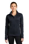 SanMar The North Face NF0A47FE, The North Face ® Ladies Mountain Peaks Full-Zip Fleece Jacket