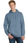 SanMar Port & Company PC098H, Port & Company® Pigment-Dyed Pullover Hooded Sweatshirt.