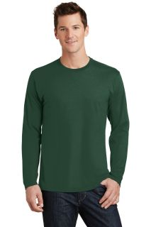 SanMar Port & Company PC450LS, Port & Company® Long Sleeve Fan Favorite Tee.