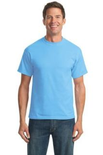 SanMar Port & Company PC55T, Port & Company® Tall Core Blend Tee.