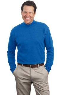 SanMar Port & Company PC61M, Port & Company® - Essential Mock Turtleneck.