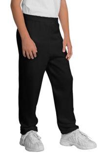 SanMar Port & Company PC90YP, Port & Company® - Youth Core Fleece Sweatpant.