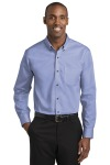 SanMar Red House RH240, Red House®  Pinpoint Oxford Non-Iron Shirt.