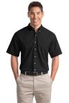 SanMar Port Authority S500T, Port Authority® Short Sleeve Twill Shirt.