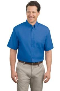 SanMar Port Authority S508, Port Authority® Short Sleeve Easy Care Shirt.