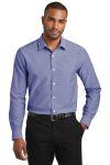 SanMar Port Authority S661, Port Authority ® Slim Fit SuperPro  Oxford Shirt.