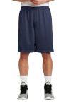 SanMar Sport-Tek ST515, Sport-Tek® Long PosiCharge® Classic Mesh Short.