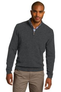 SanMar Port Authority SW290, Port Authority® 1/2-Zip Sweater.