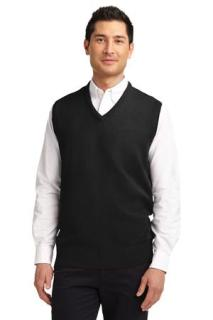 SanMar Port Authority SW301, Port Authority® Value V-Neck Sweater Vest.