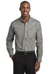 SanMar Red House TLRH240, Red House®  Tall Pinpoint Oxford Non-Iron Shirt.