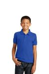 SanMar Port Authority Y100, Port Authority® Youth Core Classic Pique Polo.