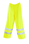 "Snap N Wear 477T ANSI Class ""E"" Compliant Waterproof Rain Pants - Imported"