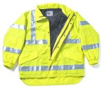 Snap N Wear 677T ANSI Class 3 Compliant Outer Jacket - Imported