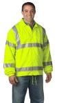 Snap N Wear 8203-IT ANSI Class 3 Compliant Windbreaker - Imported