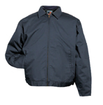 Snap N Wear J22 Twill Work Jacket with Fixed Adjustable Waistband - Imported