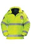 Spiewak S578V VizGuard Public Safety Systems Parka ANSI 107-2010 Class 3