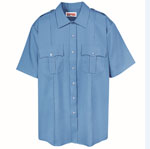 Men's Polyester Short Sleeve Shirts