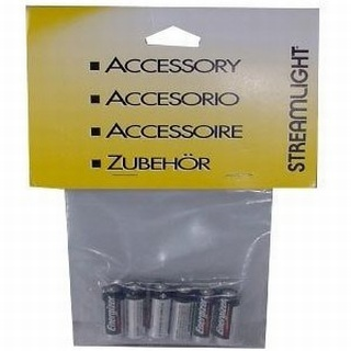 "Streamlight 64303 ""N"" Cell batteries - 6 pack"