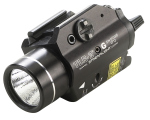 Streamlight TLR-2G TLR-2 G with Green Laser Includes Rail Locating Keys for Glock style, 1913 Picatinny,  S&W 99/TSW, and Beretta 90two. Lithium batteries. Boxed.