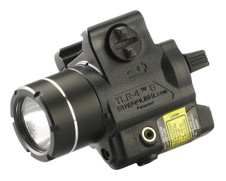 Streamlight TLR-4G TLR-4G, H&K USP with CR2 lithium battery