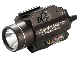 Streamlight TLR2_IRW TLR-2  IRW with visible white LED and Class I