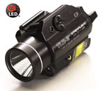 Streamlight TLR-2 C4 LED with Laser Sight Includes Rail Locating Keys. Lithium batteries. Boxed.