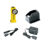 Streamlight Survivor LED with Charger/Holder and AC and DC cords - Yellow
