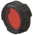 "StreamLight 44924 Waypoint (Alkaline) Filter "" Red"