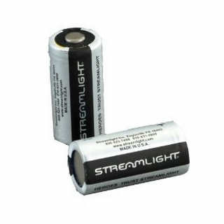 StreamLight 85175 3v Cr123a Lithium Batteries