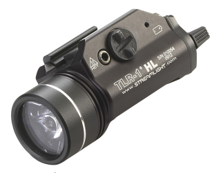 StreamLight Tlr-1_hl Tlr-1 Hl Includes Rail Locating Keys For Glock Style, 1913 Picatinny, S&W 99/Tsw, And Beretta 90two. Lithium Batteries. Boxed.