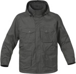 StormTech D-2 Men's Ascent Textured Thermal Parka